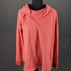Columbia swoop neck sweater (B4)
